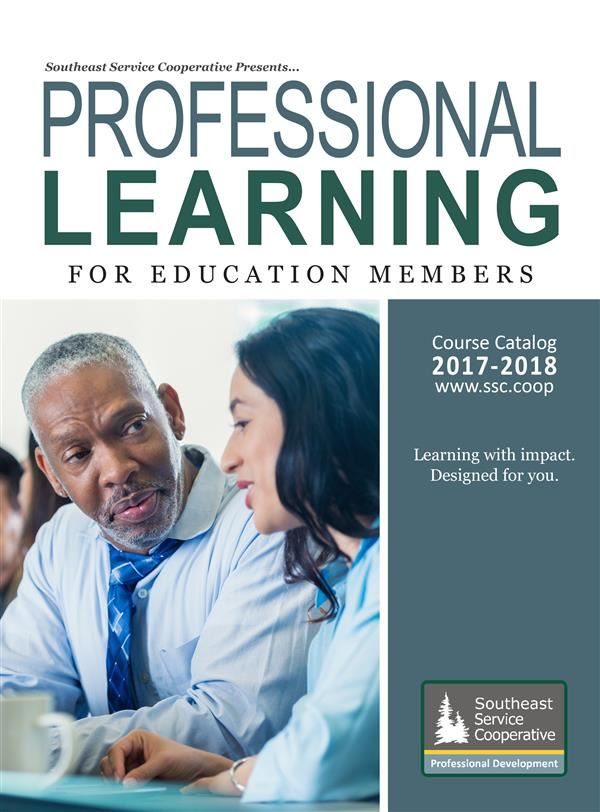 New Professional Learning Options