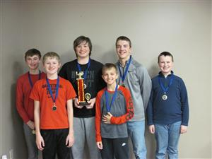 2nd place - Spring Grove 1